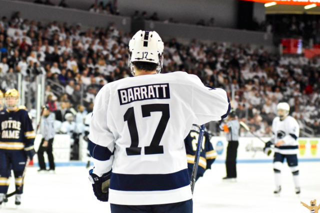 Penn State Hockey: Nittany Lions Earn Extra Point in 3-3 Tie with Wisconsin